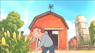 《Atomicrops》游戏截图 使用枪械的另类农场养殖