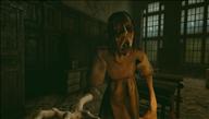 恐怖游戏《银链》实机截图 诡异老宅危险丛生