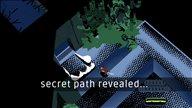 《井中生物》游戏截图 跨越障碍阻止死亡沙尘暴