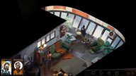 《极乐迪斯科》游戏截图 扮演硬汉侦探解决都市迷案