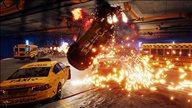 《危险驾驶》游戏截图 公路狂飙横冲直撞