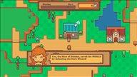 像素RPG《小树林》游戏截图 探索世界收集材料
