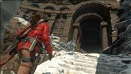 《古墓丽影:崛起》精美截图 和劳拉小姐姐一起探险