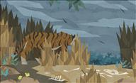 《避难所3》游戏截图 带领大象部落寻得生存之所