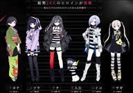 RPG游戏《罪恶少女X》截图公布 新角色失忆少女加入