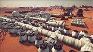 《占领火星》游戏截图 建造并升级自己的火星基地