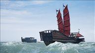 《野性的海洋》游戏截图 茫茫大海艰难求生