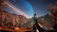 《内部宇宙》游戏截图 解开未知星球隐藏的秘密