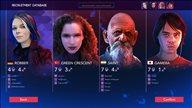 《西格玛理论:谍战》游戏截图 招募特工打造专属情报网