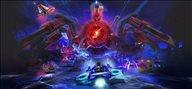 《太空船劫难》游戏截图 操控战机摧毁敌人