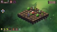 《城堡传说:魔王觉醒》游戏截图 化身魔女解开千年谜题