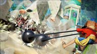 《海贼无双4》最新截图分享 体验热血对战割草体验
