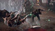 《恶魔狩猎》游戏截图公布 光明与黑暗的角逐