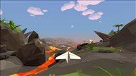 《Lifeslide》最新截图曝光 控制飞机穿越城镇