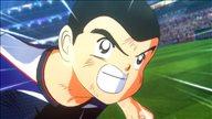 《足球小将:新秀崛起》最新截图 炫出你的精彩球技吧