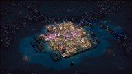 《梦幻引擎:游牧城市》最新截图公布 在荒芜中创建自己的王城
