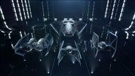《星球大战:战机中队》精美截图公布 自由翱翔与广阔的太空世界
