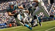 《麦登橄榄球21》最新截图曝光 体验刺激的竞技体育的运动