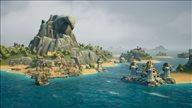 《海洋之王》最新截图 完成生命之初,寻找神密的宝藏