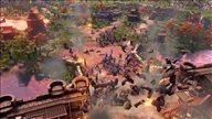 《帝国时代3:决定版》最新截图 挑战历史战役和战争艺术