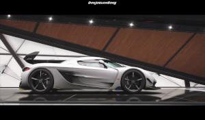 《地平线5》柯尼塞格Jesko演示 308MPH的极速体验
