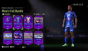 EA《FIFA 22》首批氪金装饰品道具开卖 机漫风格满满