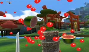 《水果忍者VR2》上架Steam 劈砍崩撩,实乃泄压良药