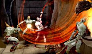 《战神》初代总监透露开发轶闻 最初想做第一人称游戏