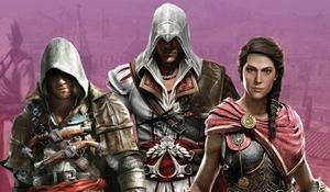 IGN公布《刺客信条》系列作品排行榜《黑旗》为榜首