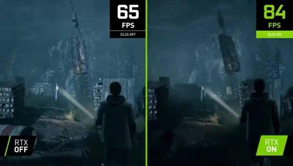 NV《心灵杀手RE》DLSS官方对比 4K分辨率有2倍提升