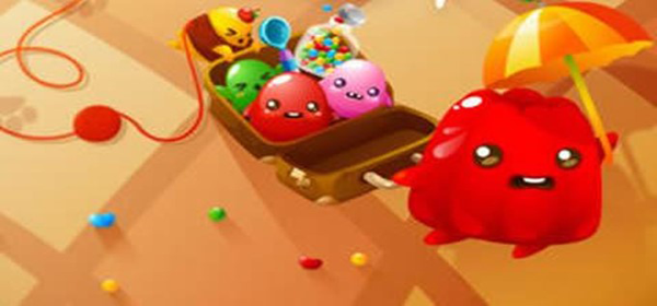 神奇果冻游戏
