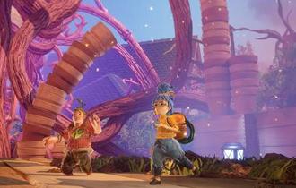 《雙人成行》IGN 9分 獨特玩法和情感交織的奇幻之旅
