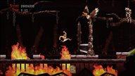 《魔界村》精美截图 精彩的冒险闯关类游戏
