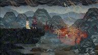 《月风魔传:不死月》最新截图 深入地下美丽而残酷的浮世绘风格关卡