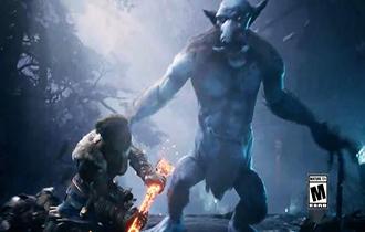 《龙与地下城:黑暗联盟》沃夫加演示 大锤让敌人屈服