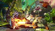 《罪恶装备:STRIVE》截图曝光 为您呈现最先端,最新时代映像的格斗游戏!