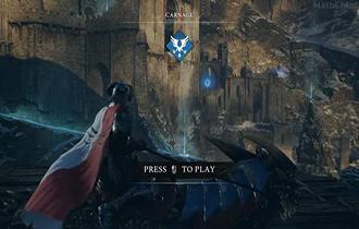 多人FPS《世紀:灰燼紀元》實機演示 龍騎士天空鏖戰