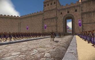 《全面战争:罗马》重制版新预告 内容改进,画质提升