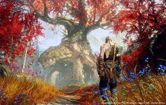 《戰神4》PS5免費更新公布 支持4K分辨率,60FPS同步