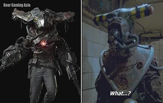 《生化8》和《弗兰肯斯坦兵团》怪物优游平台娱乐 造型很相似