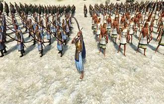《全戰傳奇:特洛伊》多人模式宣傳片 26日開啟測試