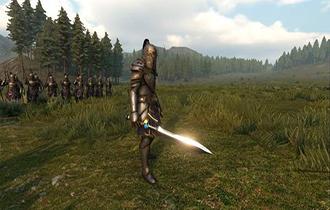 《骑马与砍杀2》魔兽世界MOD截图 为了艾泽拉斯!