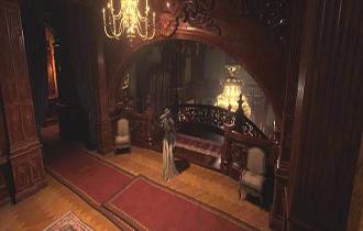《生化危机8》经典视角演示 初代风格,寻路像迷宫优游平台娱乐