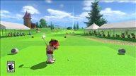 《马里奥高尔夫:超级冲冲冲》最新截图 操作熟知的马里奥角色游玩正规的高尔夫球