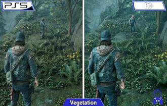《往日不再》PC与PS5版画面优游平台娱乐 前者纹理分辨率更高
