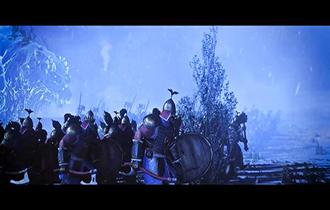 《战锤:全面战争3》新预告 保卫北境壁垒,优游平台娱乐混沌