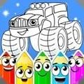 儿童交通图画书