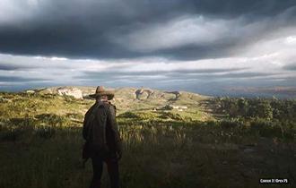 《荒野大镖客2》8K光追顶级画质演示 画面非常精美