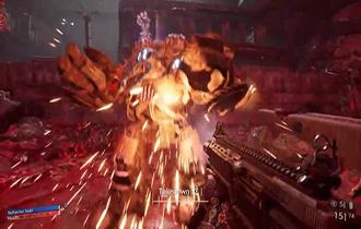 《涅克羅蒙達:賞金獵人》新預告 實用武器自動槍展示