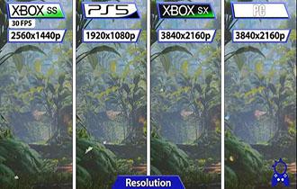 《生化变种》PC和新主机画面优游平台娱乐 PC版更好优势明显
